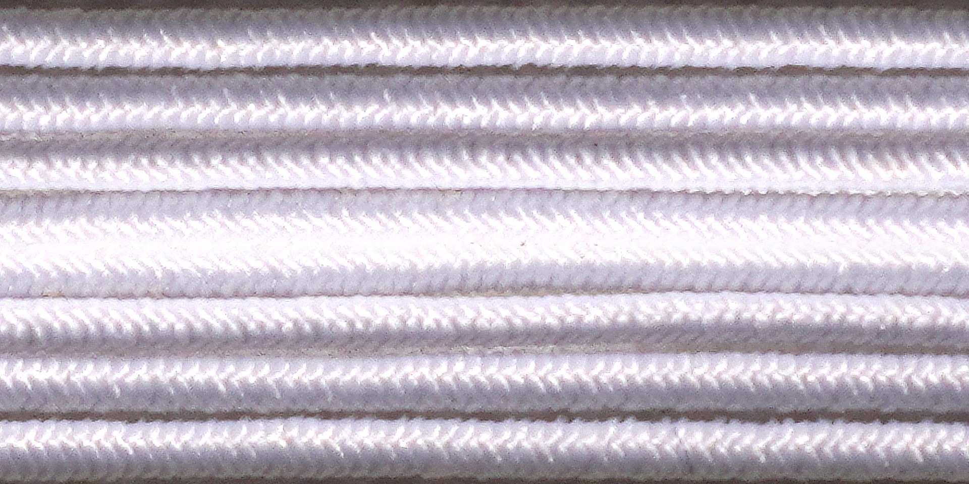 SC1 1mm white bungee cord