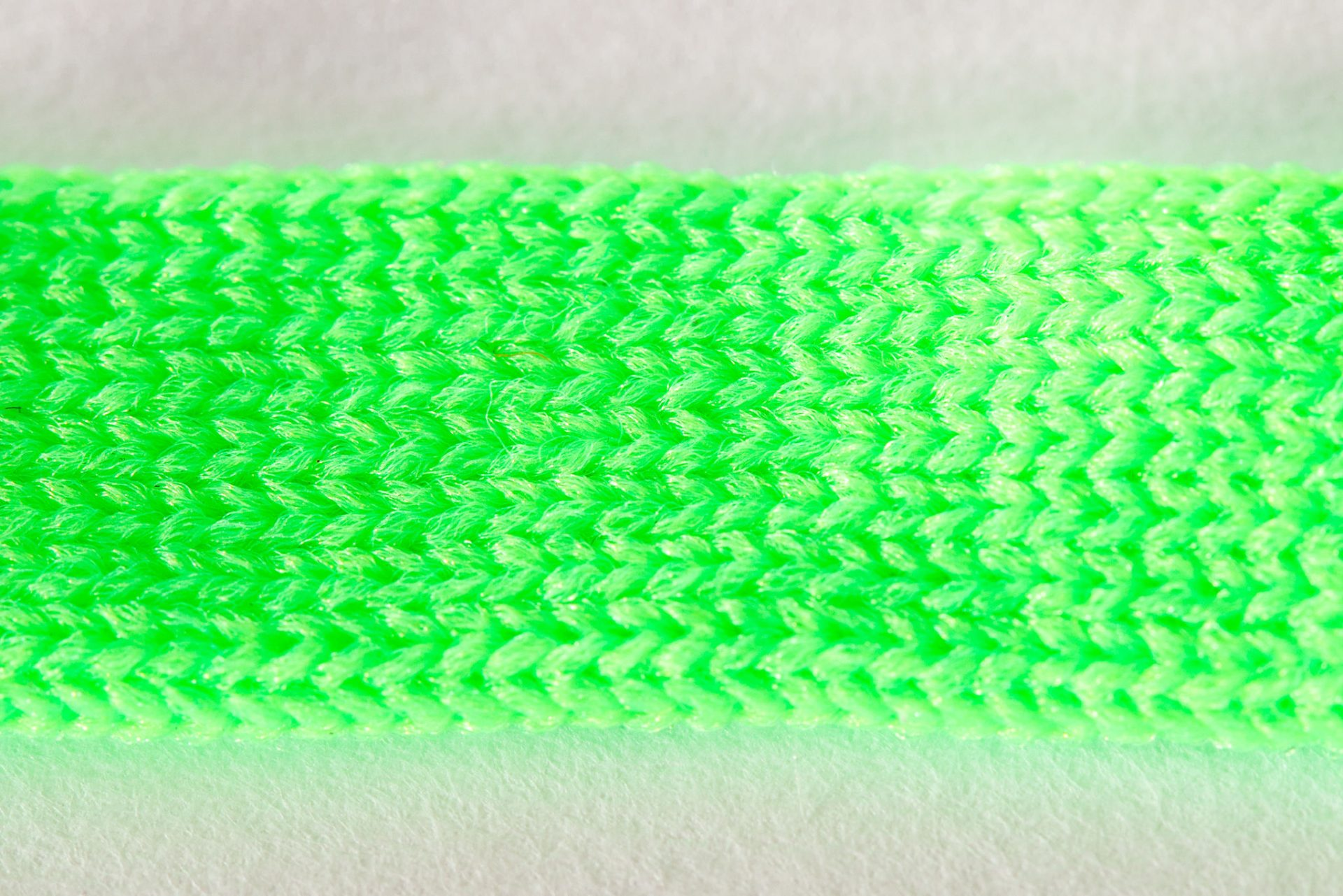 Nylon Fluoro Green