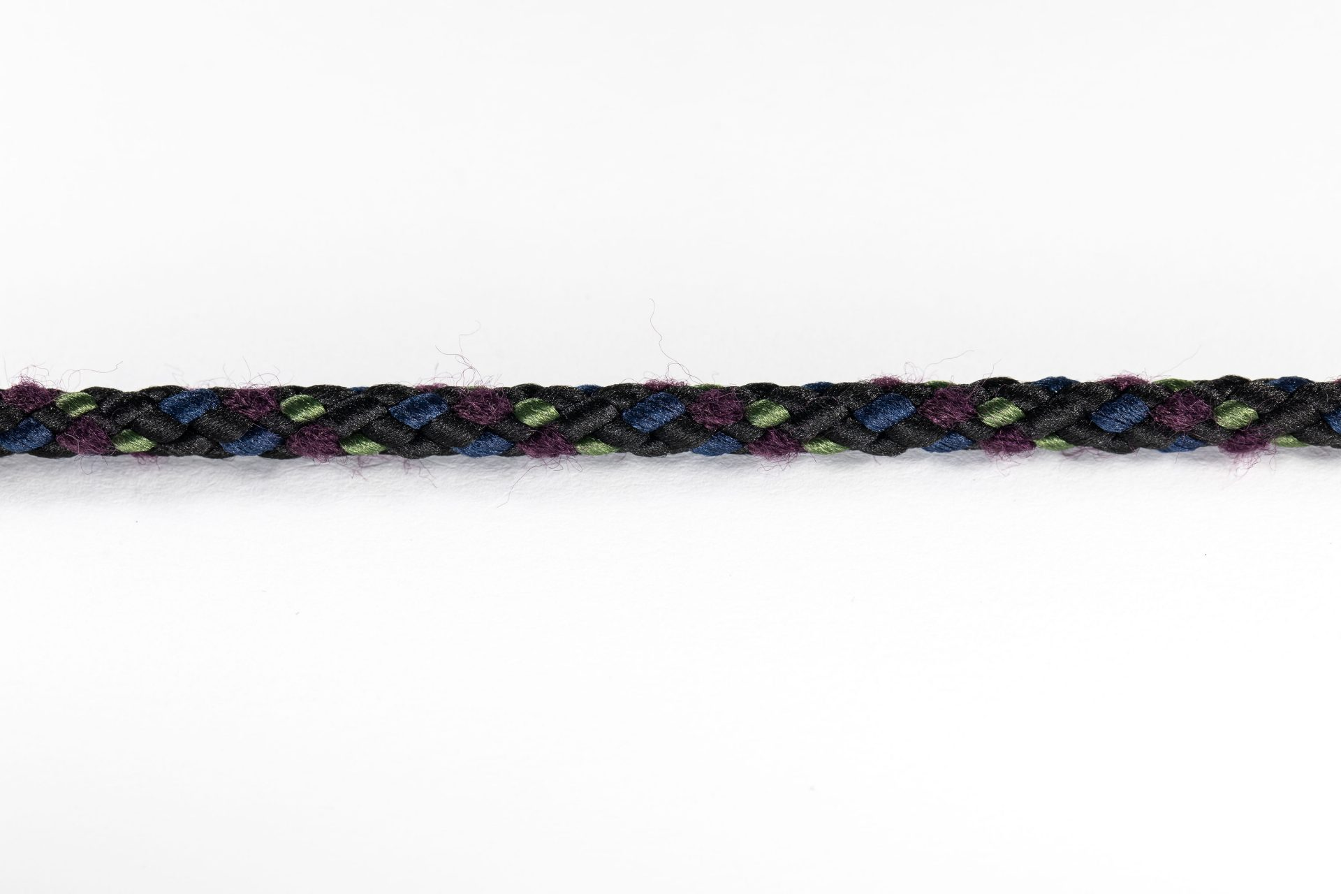 PBR4C6_ 6mm 4 coloured brained cord