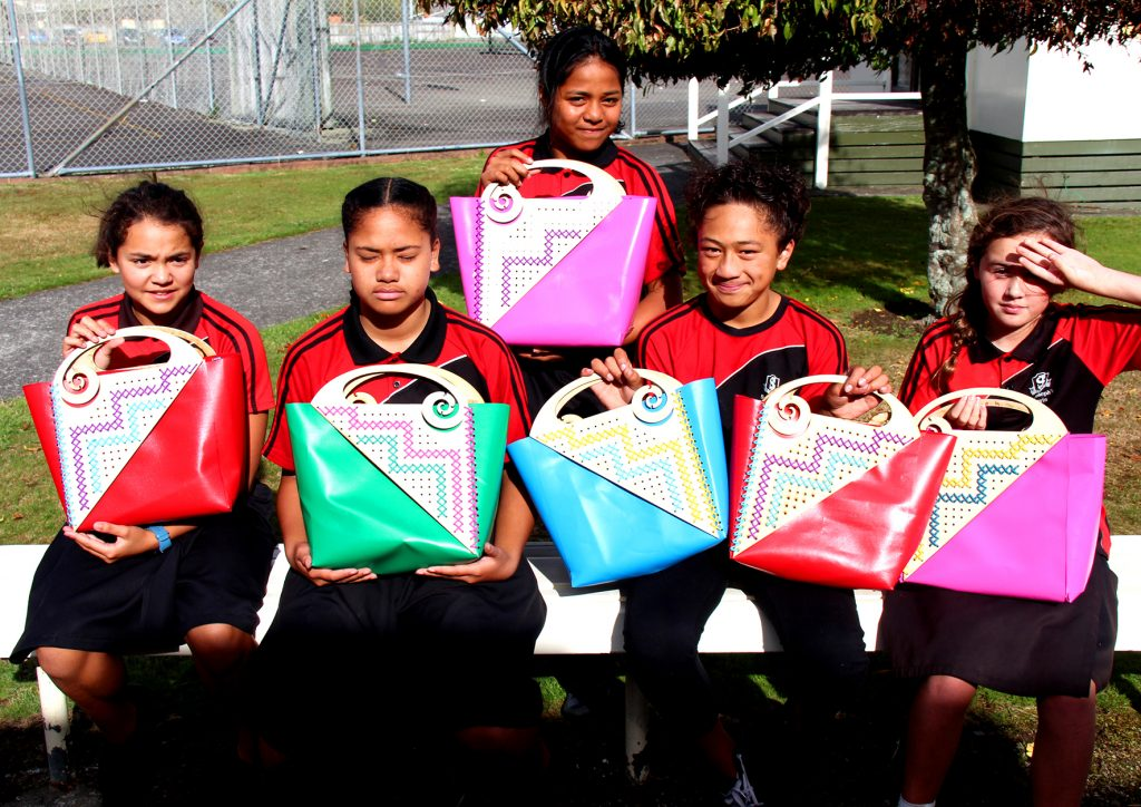 Horowhenua College, community collaboration with Cordall